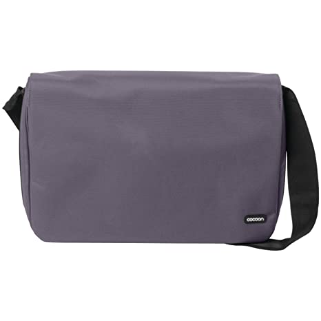 Amazon.com: Cocoon Soho Messenger Bag for Notebooks (CMB401 ...
