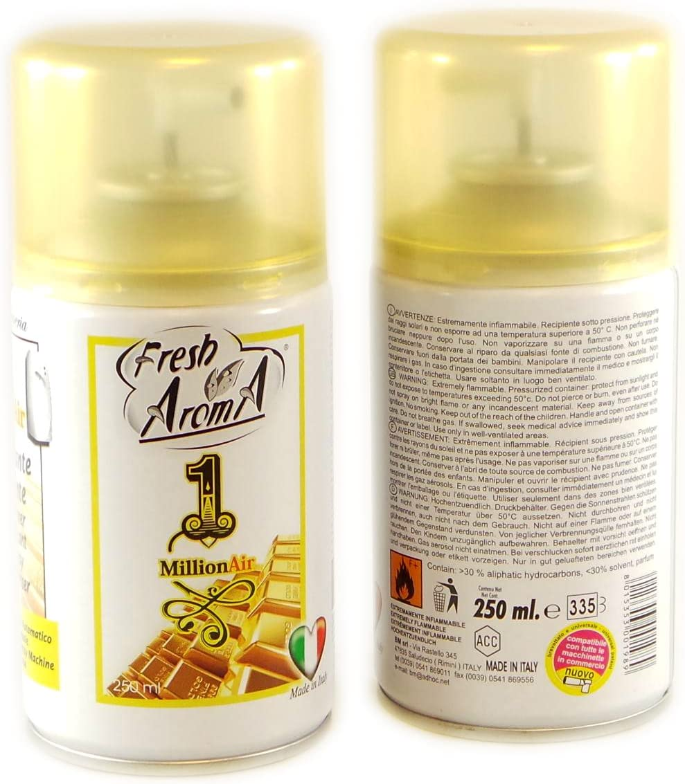Deodorante Per Ambiente Ricarica Fragranza One Million 250ml