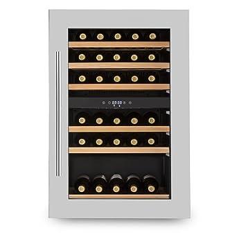 KLARSTEIN Vinsider 35D - Nevera para vinos, Nevera para Bebidas ...
