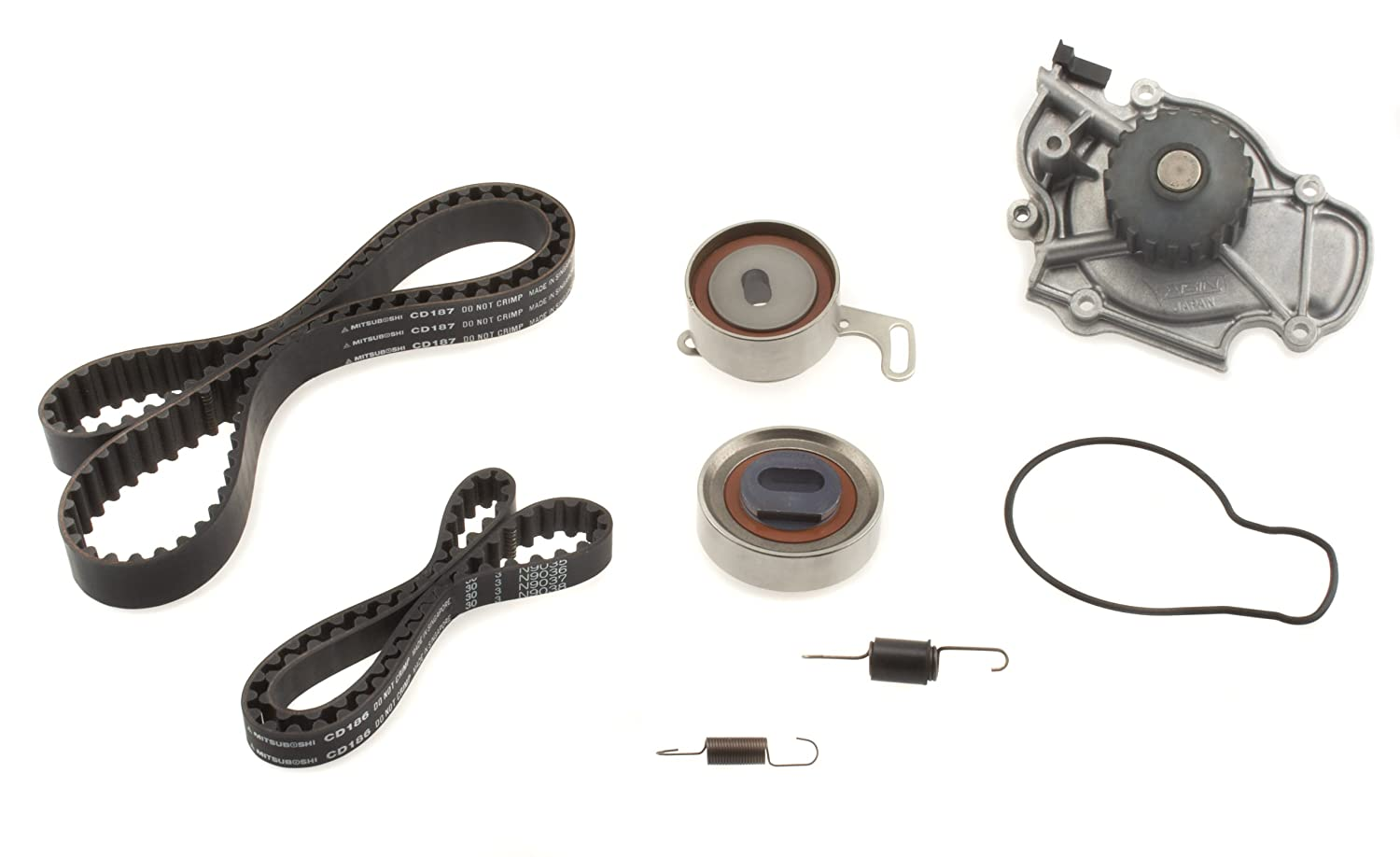 Aisin TKH-007 Engine Timing Belt Kit with Water Pump