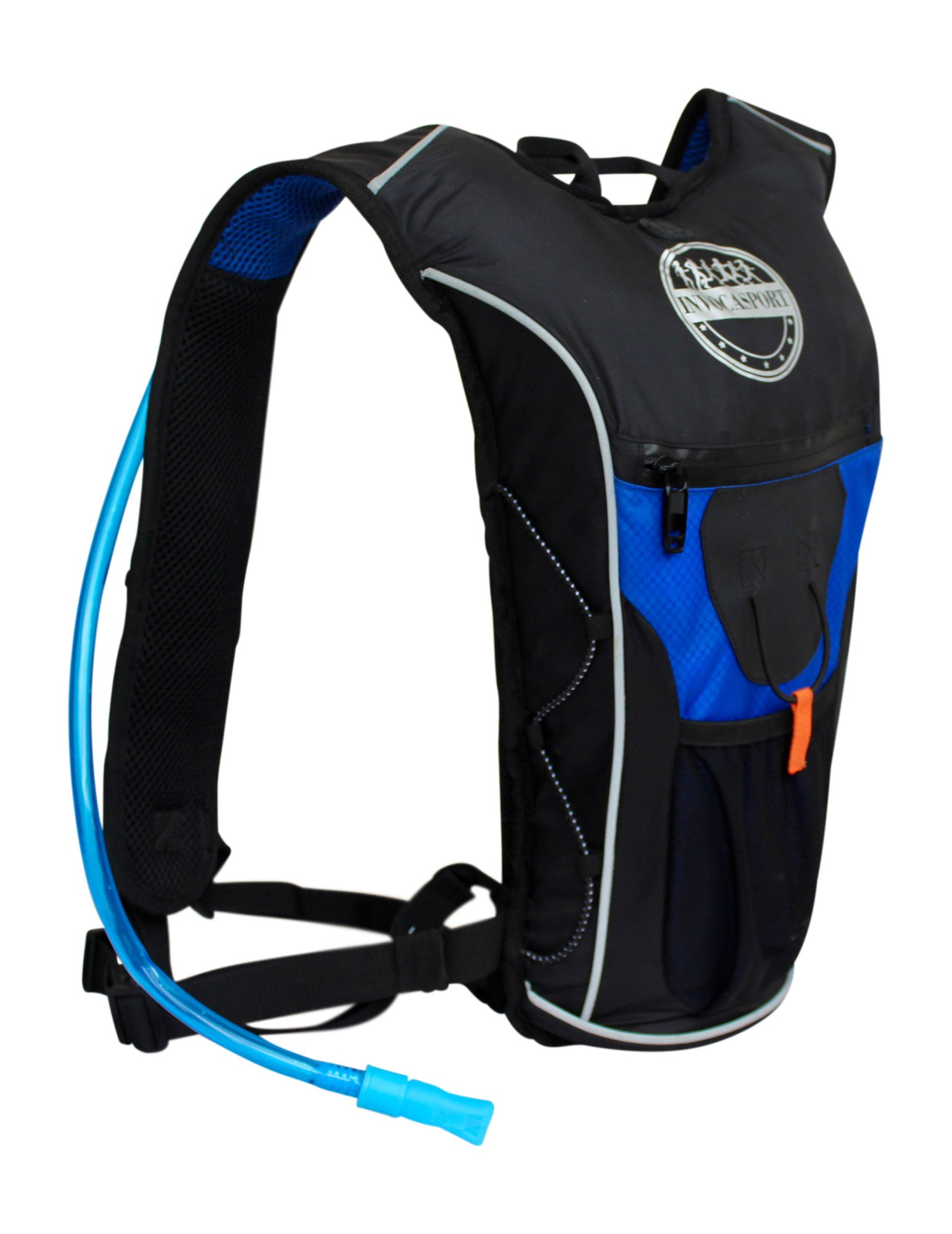 2L hydration backpack- Includes BPA Free Bladder - small Light Weight- Perfect for Running Cycling Hiking or any Outdoor Sports - Provides Ultimate Comfort for Women and Men
