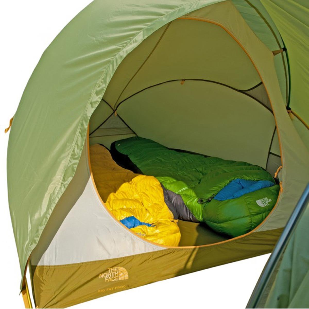 & The North Face Big Fat Frog 2 -: Amazon.co.uk: Sports u0026 Outdoors
