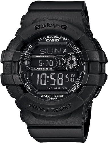 Opaco seco Bonito  Amazon.com: Casio BGD140-1ACR Reloj digital Baby-G multifunción resistente  a golpes para mujer: Casio Baby-G: Watches