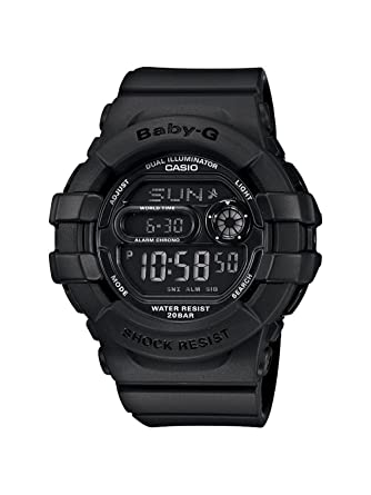 a8d5c015e Image Unavailable. Image not available for. Color: Casio Women's  BGD140-1ACR Baby-G Shock-Resistant Multi-Function Digital Watch
