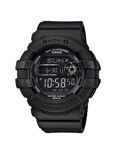 715b50e5ce Casio Women's BGD140-1ACR Baby-G Shock-Resistant Multi-Function Digital  Watch