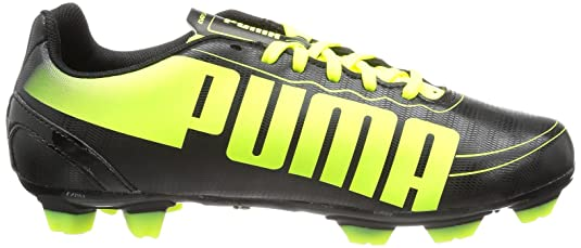 fdc62b559342 Puma Evospeed 5.2 Fg Jr, Unisex Kids' Football Shoes: Amazon.co.uk: Shoes &  Bags