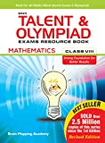 BMA's Talent & Olympiad Exams Resource Book for Class - 8 (Maths)