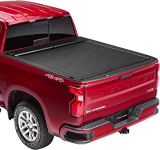 "Roll N Lock M-Series Retractable Truck Bed Tonneau Cover | LG221M | Fits 2014 - 2018, 19 Ltd./Lgcy. GM/Chevy Silverado/Sierra 6' 7"" Bed (78.8"")"