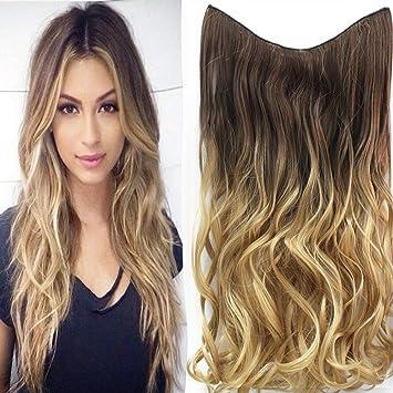 Flip in extensions kurze haare