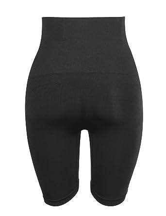 906022be1e3d8 Yulee Women s Thong Shapewear Waist Cincher Butt Lifter Tummy Control Panty  (M