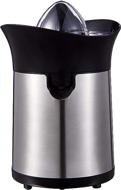 Hozodo KP-601SA-1 Juice - Exprimidor eléctrico (100 W, 2 conos, boquilla antigoteo, apto para lavavajillas, fácil de limpiar Clásico: Amazon.es: Hogar