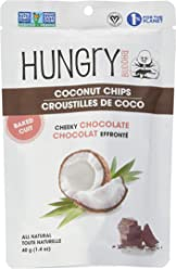 Hungry Buddha Cheeky Chocolate Coconut Chips, 0.75kg (12/40g)