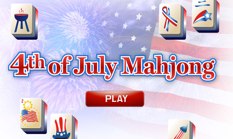 4th of July Mahjong: Amazon.ca: Appstore for Android