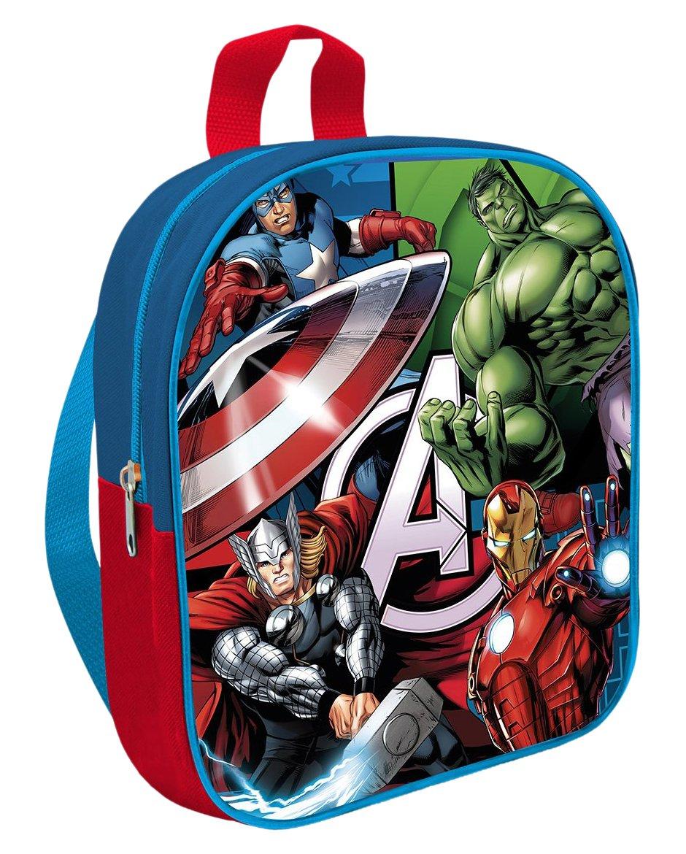 Kids Avengers Zaino Asilo, Multicolore 077445