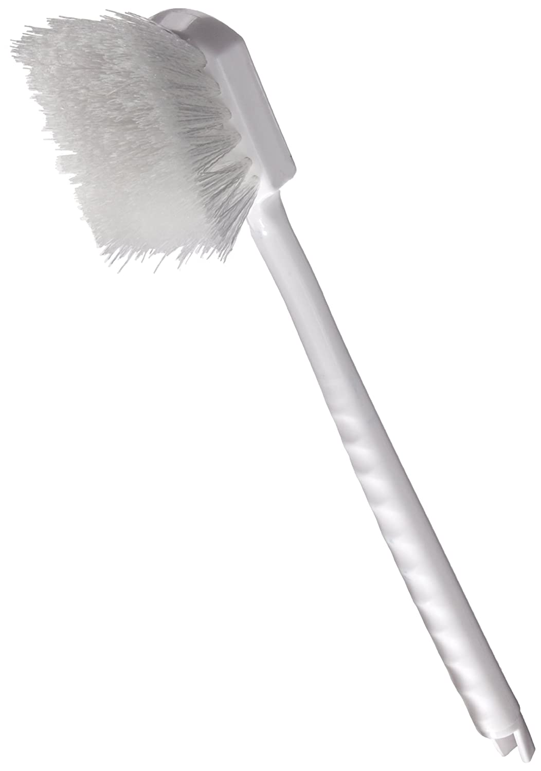 Weiler Nylon Utility Scrub Brush with Plastic Handle