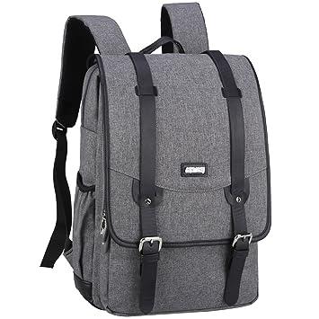 """Mochila Ordenador Portatil 14""""-15,6"""" Antirrobo Negocios Impermeable Laptop Backpack para"""