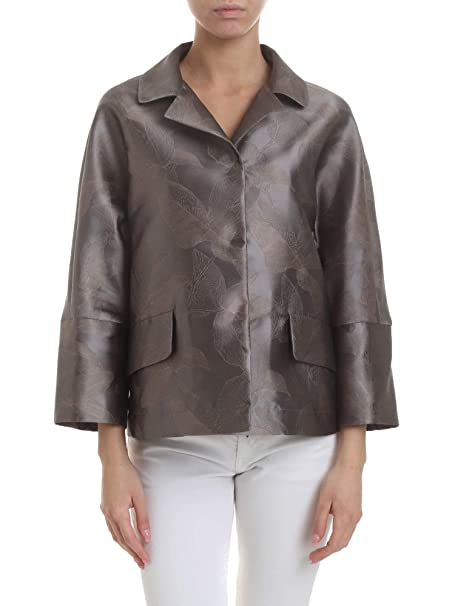 Herno Giacca Outerwear Donna GA0164D12229J9400 Poliestere