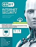 Eset Internet Security - 1 User, 1 Year (Email Delivery in 2 hours- No CD)
