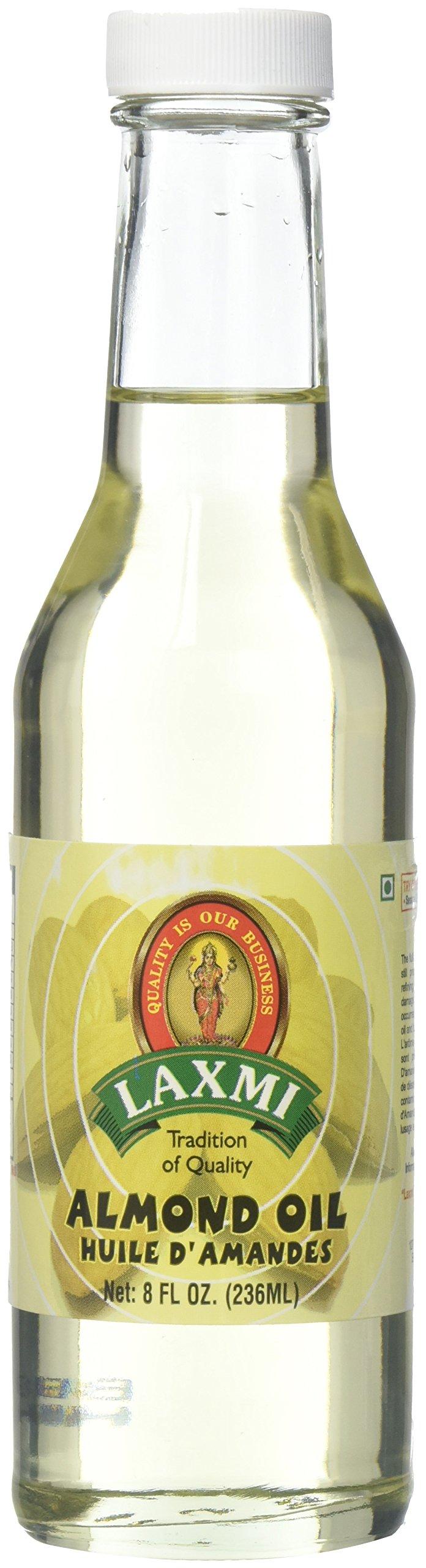 Laxmi, Almond Oil, 236 Milliliter(mL)