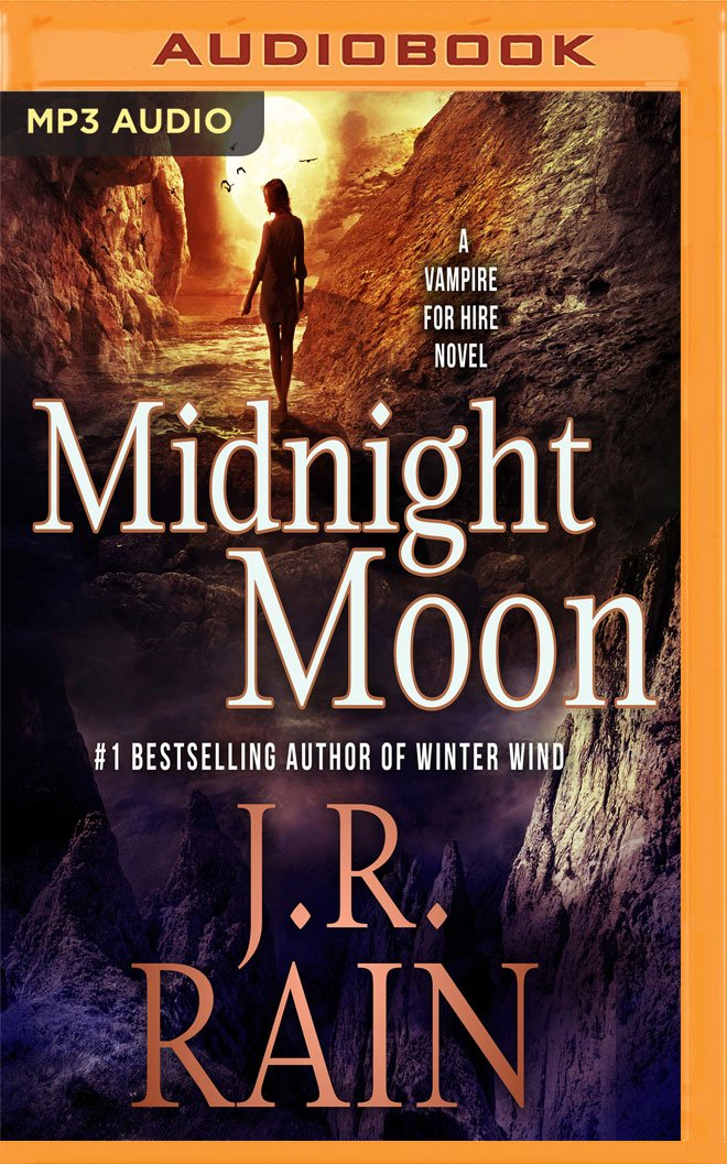 Download Midnight Moon (Vampire for Hire) pdf