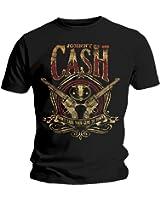 JOHNNY CASH - GUNS T-Shirt