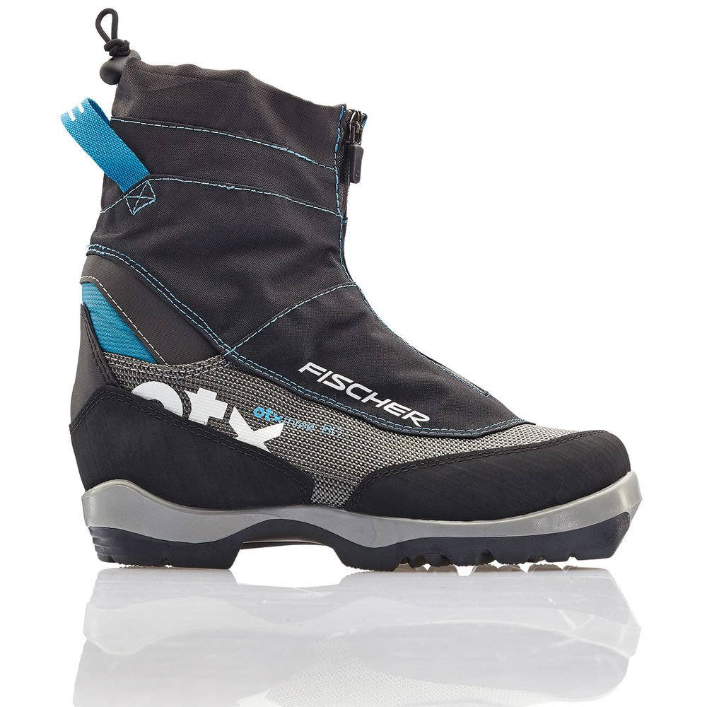 FISCHER Women's Offtrack 3 BC My Style Ski Boots Black/Blue 41 by Fischer