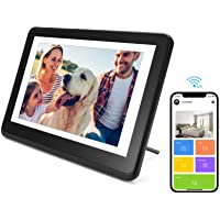 Deals on YEEHAO Digital Picture Frame WiFi Digital Photo Frame 8-in