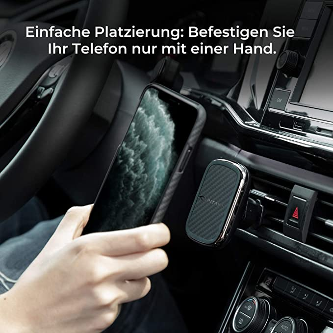 Pitaka Handy Kfz Halterung Magnet Lüftung Elektronik