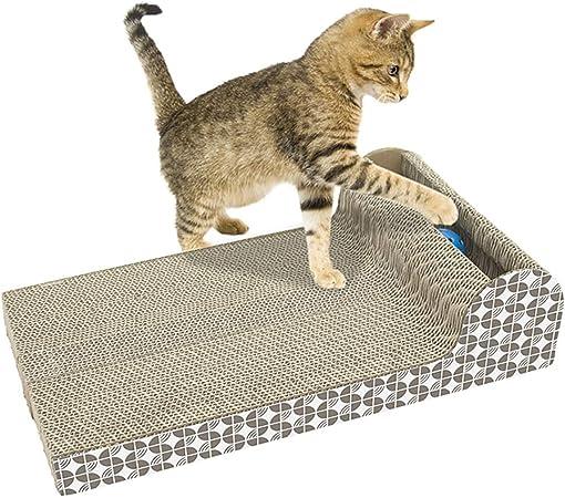 WXJHA Rascador de Gato, Postes de rascado, Cubierta Protectora, protección de Garra de Gato para Silla de Puerta de sofá, Buen Regalo para Gato Mascota: Amazon.es: Hogar