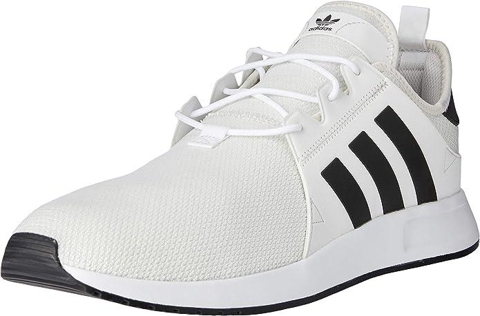 adidas X_PLR Sneakers Herren Weiß mit Schwarzen Streifen