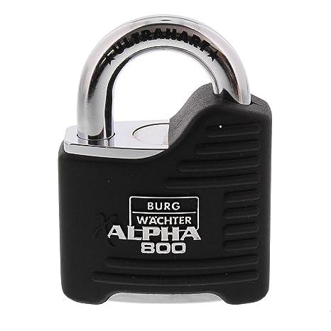 Burg-Wächter Alpha 800 65 SB Candado Diámetro Arco 11 mm