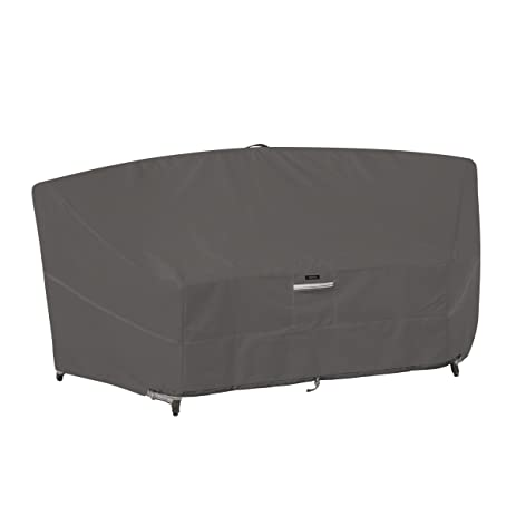 Amazon Classic Accessories Ravenna Deep Seated Patio Curved