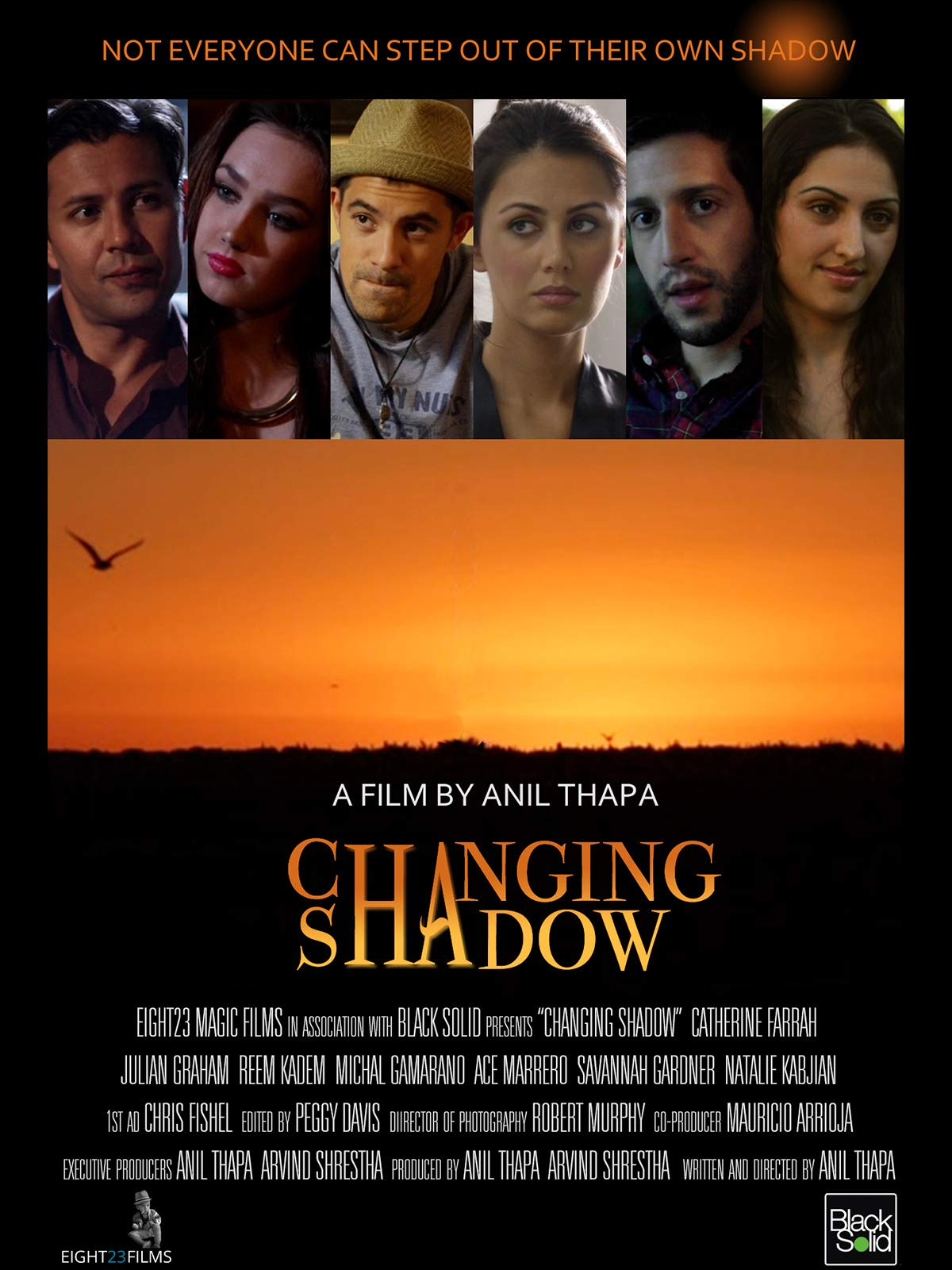 Changing Shadow