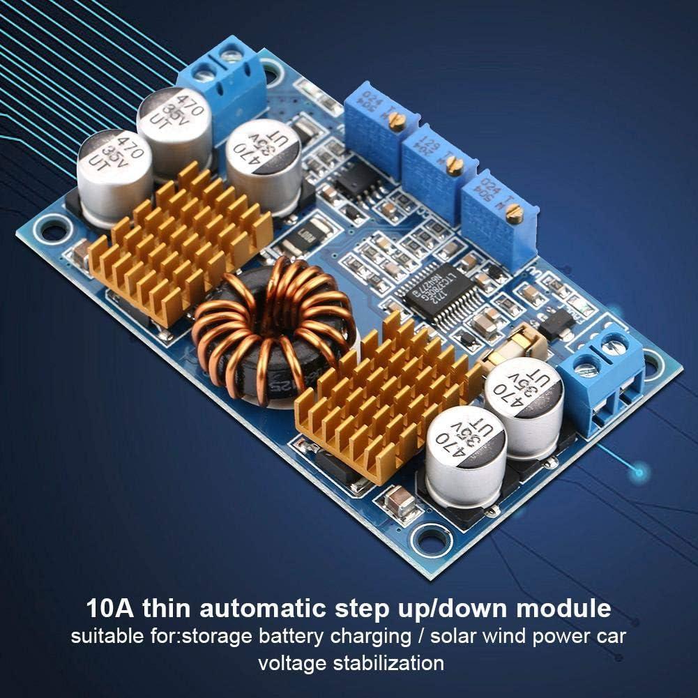 Step UP//Down Converter Boost//Buck DC-DC 5-32V to 1V-30V CC CV Power Supply Module Short Circuit Protection