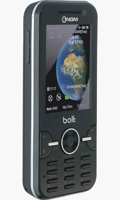 T�l�phone GSM NGM BOLT NOIR IMPORT IT