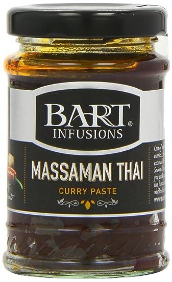 Bart Massaman Paste Jar 105 G Pack Of 6