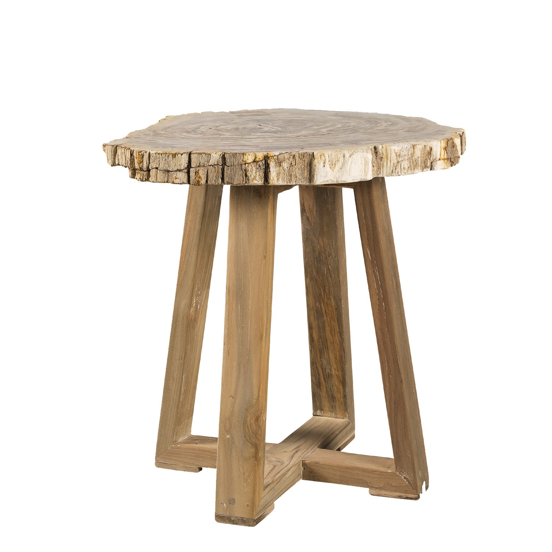 Padma's Plantation IBI06 Butlers Tables/TV Trays, Natural