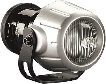 Amazon Com Hella 008090301 Micro De Premium Series Single Fog Lamp Automotive
