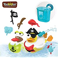 Yookidoo Jet Duck - Create A Pirate Bath Toy