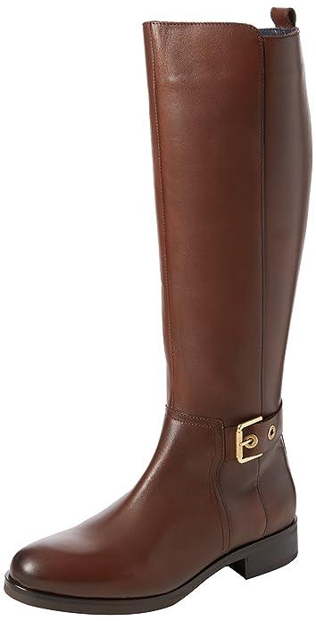 Tommy Hilfiger T1285essa 4a, Botas para Mujer, Marrón (Coffee), 40 EU: Amazon.es: Zapatos y complementos