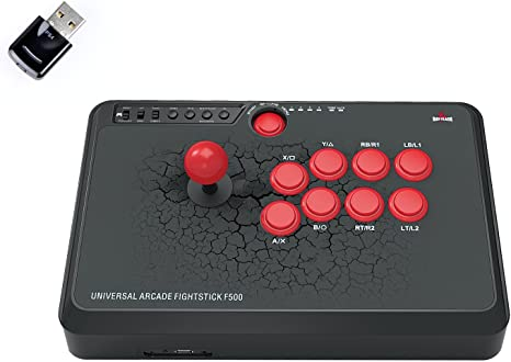 MAYFLASH F500 Arcade FightStick y MAGICBOOTS: Amazon.es: Electrónica