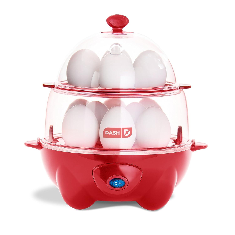 Dash Deluxe Egg Cooker DEC012BK