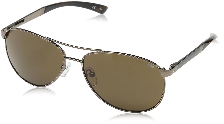 bafb04f0188 Fila Men s SF9632 Sunglasses