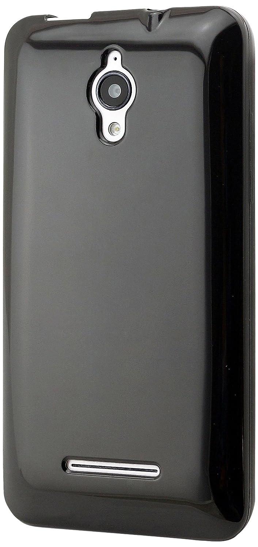 Muvit MUSKI0452 - Funda de minigel para Vodafone Smart 4 Turbo, negro: Muvit: Amazon.es: Electrónica