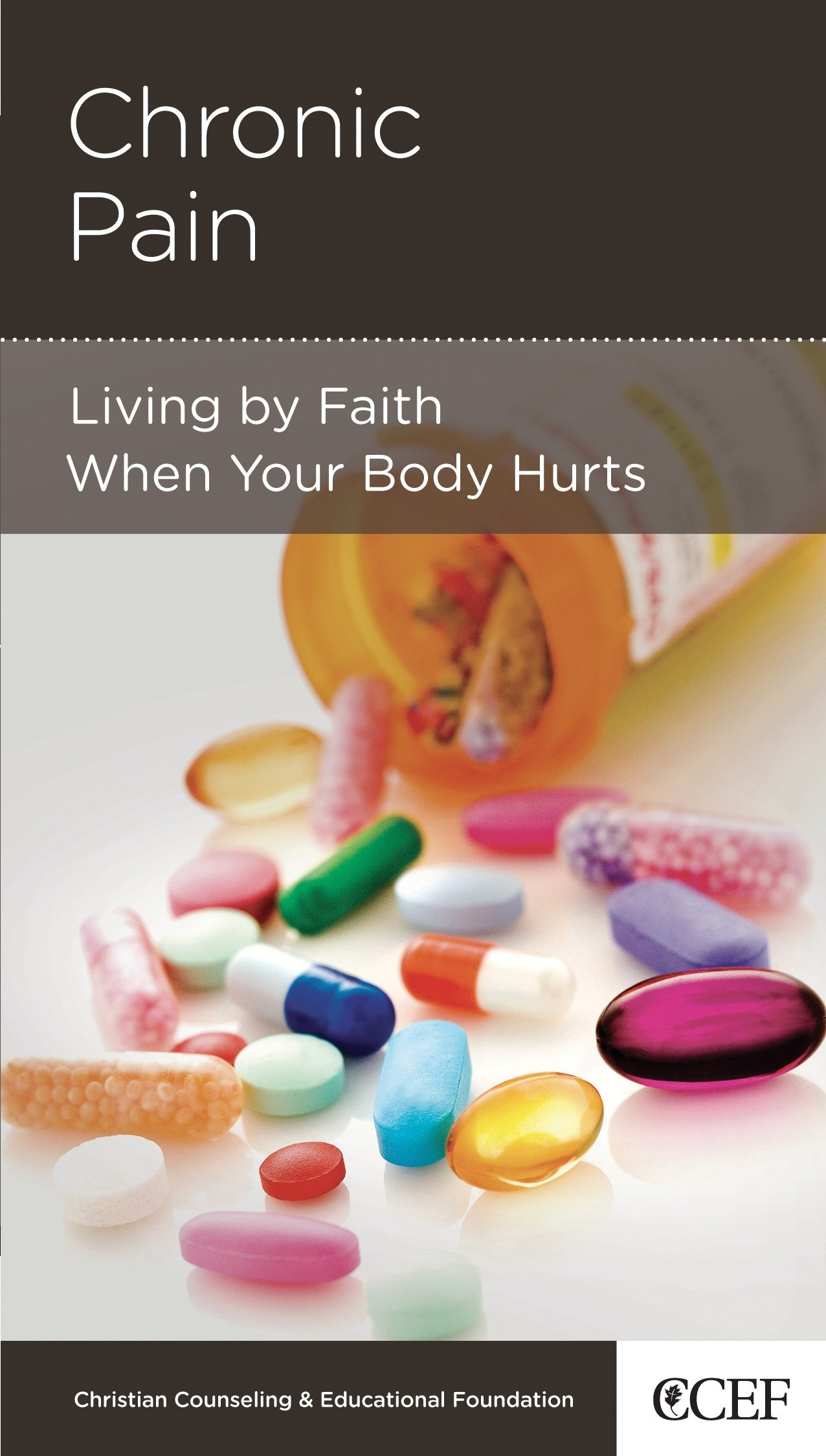 Chronic Pain: Living By Faith When Your Body Hurts: Michael R Emlet:  9781935273646: Amazon: Books