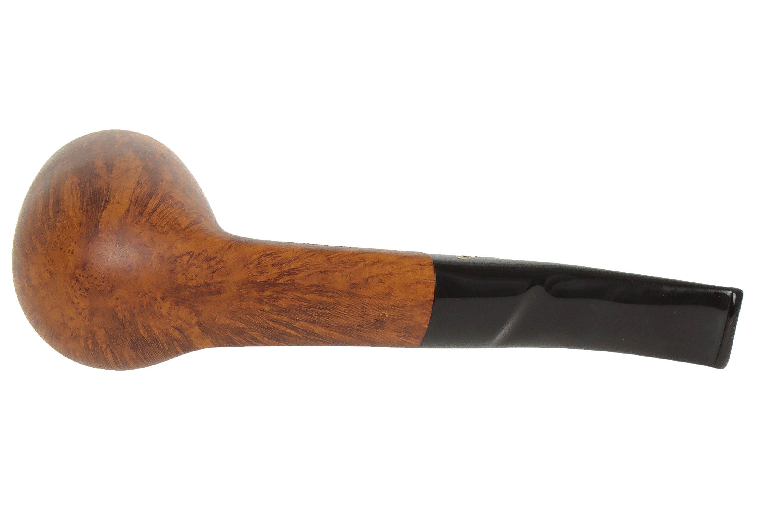 Savinelli Autograph Smooth 5 Tobacco Pipe - TP4122 by Savinelli (Image #4)