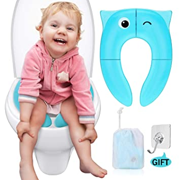 9e8e72f9c3f52 Amazon.com   Portable Travel Potty Seat