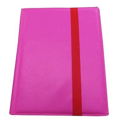 Binder: Dex 9-Pocket Pink: Toys & Games