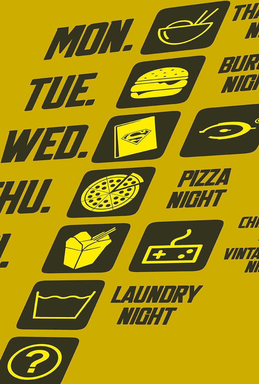 Alter Ego Bazinga - The Big Bang Theory, Sheldonian Week Calendar ...