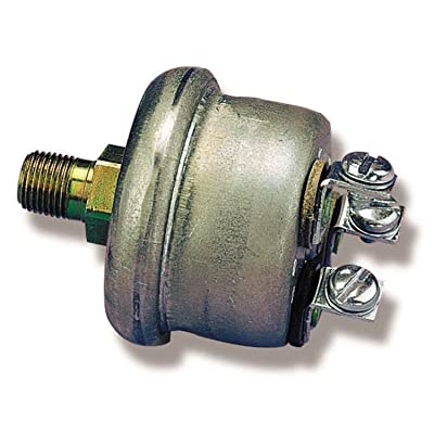 Holley Fuel Pump Safety Pressure Switch: Automotive